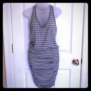 Athleta Stripped Summer Dress.